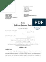 Bellwether Properties, LLC v. Duke Energy Indiana, Inc., No. 53S04-1703-CT-121 (Ind. Dec. 20, 2017)