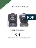 SX-MH041010 B-W User Manual
