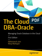 1jain a Mahajan n the Cloud DBA Oracle Managing Oracle Databa