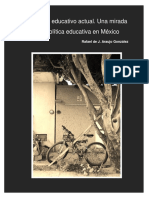 El Conflicto Educativo Actual