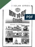 Como Volar Autogiros