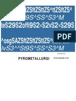 Pyro Metal Urg i