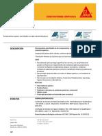 Recubrimiento Epoxico Semi Flexible Alta Resistencia Quimica Sikafloor 390