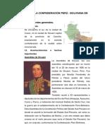 La Casona de La Confederación Perú