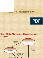 1.2 Newspaper Industry