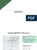 Microwave Transistors _ MESFET