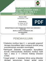 CKD + DM TIPE II + HT PPT