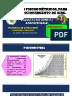 Procesos Psicrométricos Para El Acondicionamiento de Aire. (1)