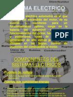 Sistema Electrico Exposicion