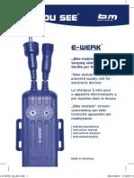 e Werk Manual