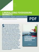 Liberlizing Foodgrain Markets