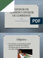 divisordetensinydivisordecorriente-140219014804-phpapp02