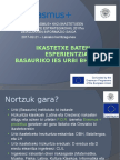 Erasmus KA 2 + eTwinning