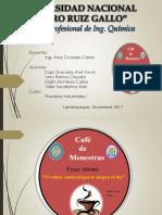 Procesos Cafe
