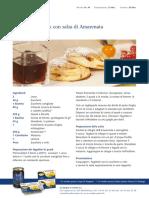 46 Quarktaschen Mit Amarenata-Dip 2015 IT