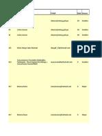 Zonificacion Catastro Inventarios