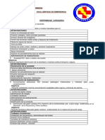 Diagnosticos de Enfermeria Más Usado en Las Siguientes Patologia en El Servicio de Emergenci1 (1)
