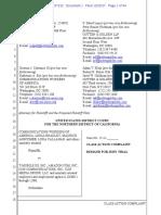 CWA v Tmobile Complaint