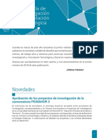 Dic 2017- Gacetilla de Investigación y Vinculación Tecnológica #10