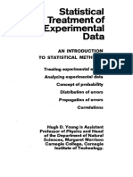 Young D.H.-statistical Treatment of Experimental Data-MGH (1962)