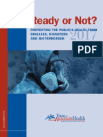 Ready or Not Report 2017 - TFAH