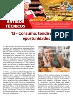 Artigo Técnico 12 -Mudança de Hábito de Consumo e Economia Geram Turbulências e Oportunidades