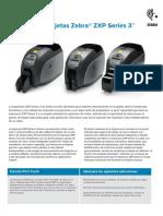 ZXP Serie 3 Spec Sheet La Es