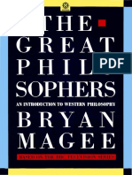 Great Philosophers_ an Introduction to Western Philosophy, The - Bryan Magee