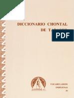 DICCIONARIO CHONTAL DE TABASCO