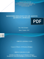 Vigilancia y Monitoeo Biologico de Los AQ Laborales
