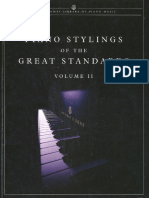 Steinway - Piano Stylings of the Great Standards Vol 2 - 121 PC