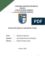 MECANIZACION AGRÍCOLA Y CAPACIDAD DE TRABAJO.docx