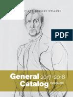 ELAC GeneralCatalog 2017-2018