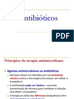 Farmacos antibioticos