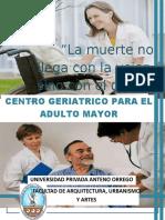 Informe Centro Geriatrico Final