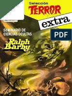 [Bolsilibros] [Seleccion Terror Extra 30] Barby, Ralph - Seminario de Ciencias Ocultas [41653] (r1.0)