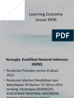 2. Learning Outcome