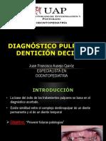 145602231-Diagnostico-Pulpar-en-Denticion-Decidua.ppt