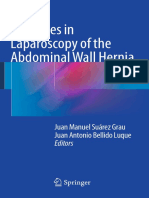 Advances in Laparoscopy of the Abdominal Wall Hernia