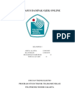 Studi Kasus Dampak Ojek Online