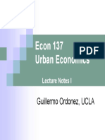 LN1-1 Urban Economics
