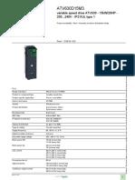 Altivar Process 630 Drive (ATV630)_ATV630D15M3