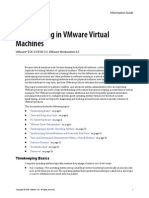 Vmware Timekeeping