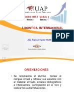 Semana 1 - Introduccion a La Introduccion a La Gestion Logistica -Parte 1
