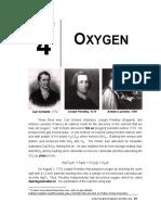 Produção de Oxigênio