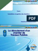 1.Le Déroulement Dun Chantier de Travaux Publics Copie
