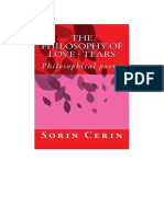The Philosophy of Love-Tears