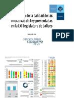 Evaluación LXI Legislatura 2016 Observatorio