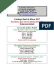 Catalogo x Cierre - La Librería de Morgado