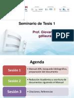 APA - Sesión 4